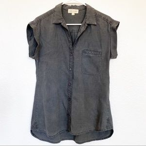cloth & stone | Short Sleeve Button Down Shirt